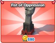 Fist of Oppression