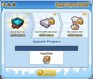 Business hotel upgrade 1 progress