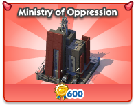 Ministry of Oppression
