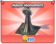 Mayor Monument