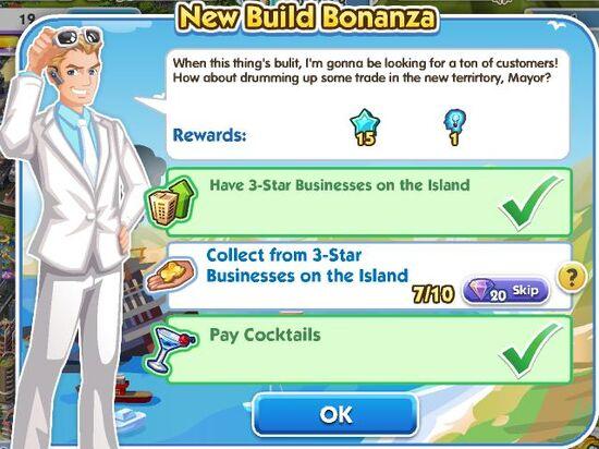 New Build Bonanza