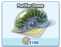 Purifier Dome