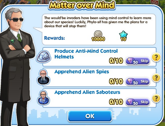 Matter Over Mind