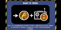 Bart 'n' Frink