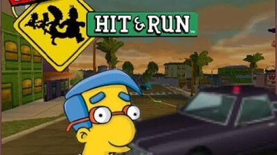 The Simpsons Hit and Run - Unused L3M2 Objectives
