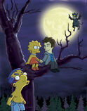 Treehouse of Horror XXIII - Promo Card
