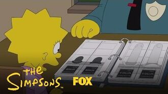 Lisa Searches Desperately For Her Missing Hat Season 28 Ep. 14 THE SIMPSONS