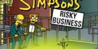 The Simpsons Risky Business