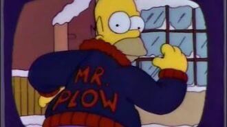 Mr. Plow TV commercial