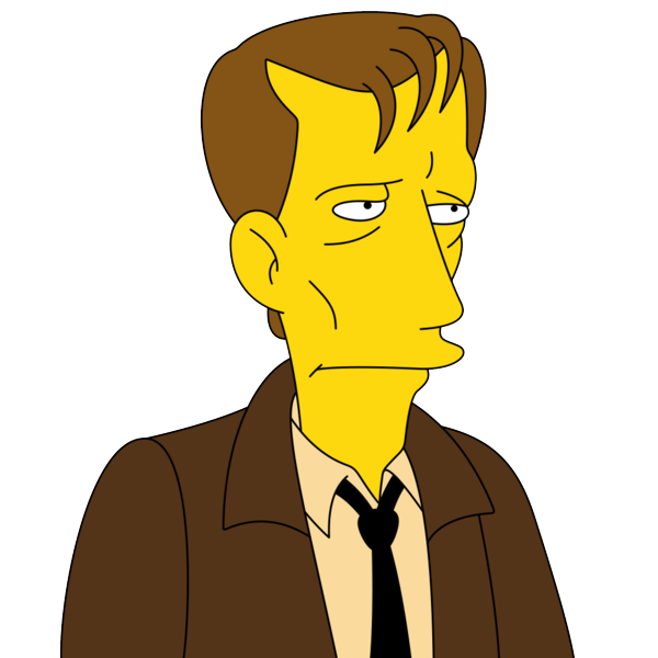 James Woods (character) | Simpsons Wiki | Fandom powered ... James Woods Simpsons