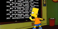 Bart Gets Famous/Gags