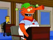 Bart vs. Lisa vs. the Third Grade 70