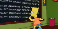 "Bart Gets an ""F""/Gags"