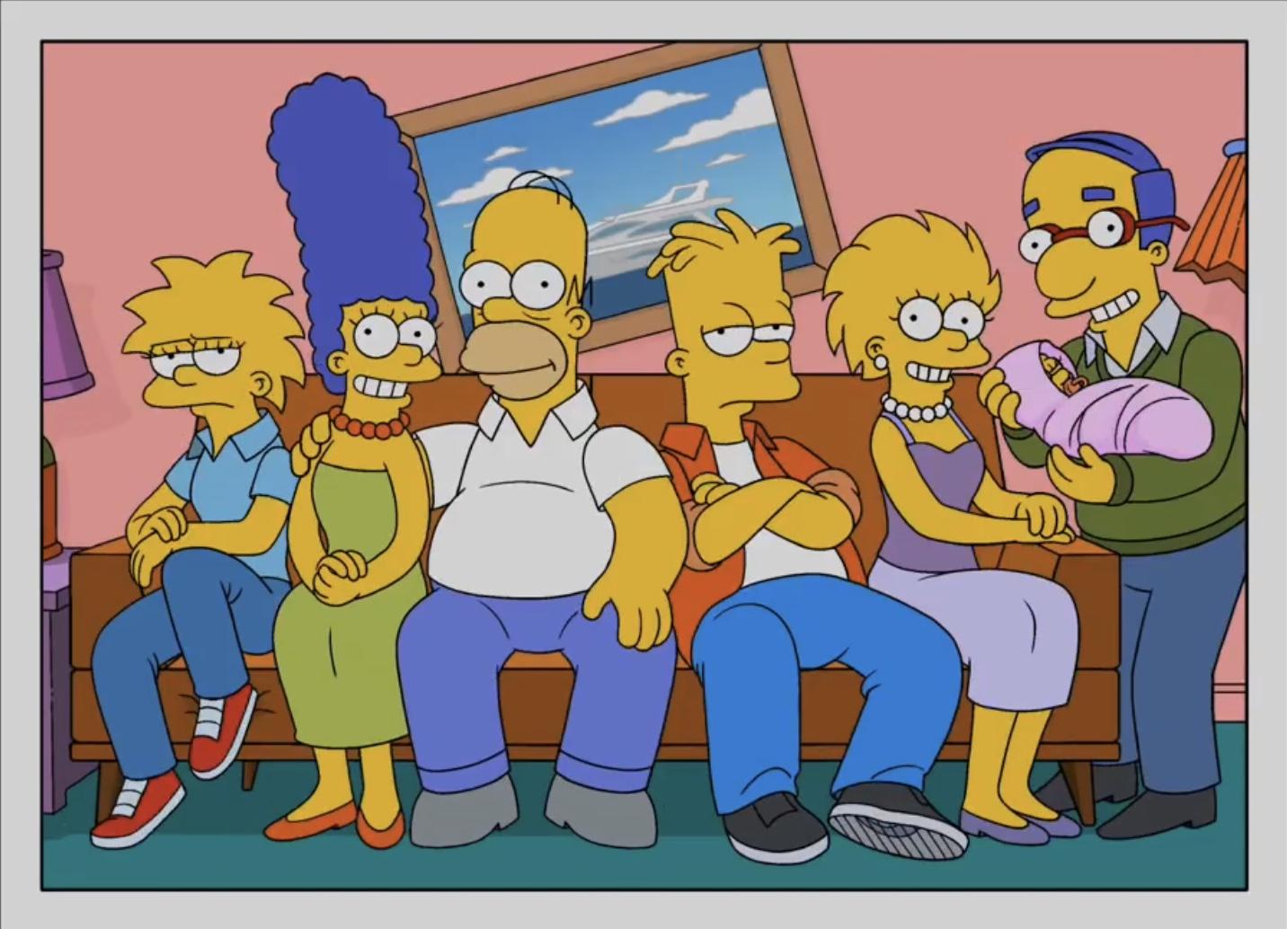 Симпсоны лиза 18 2 фотография