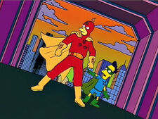 Radioactive Man TV series