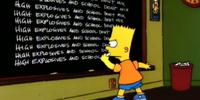 Bart the Murderer/Gags