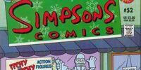 Simpsons Comics 52