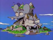 Itchy & Scratchy Land 50