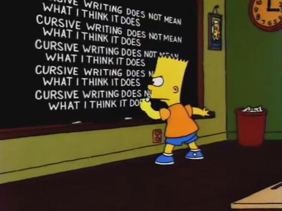 File:Bart's Comet Chalkboard Gag.JPG