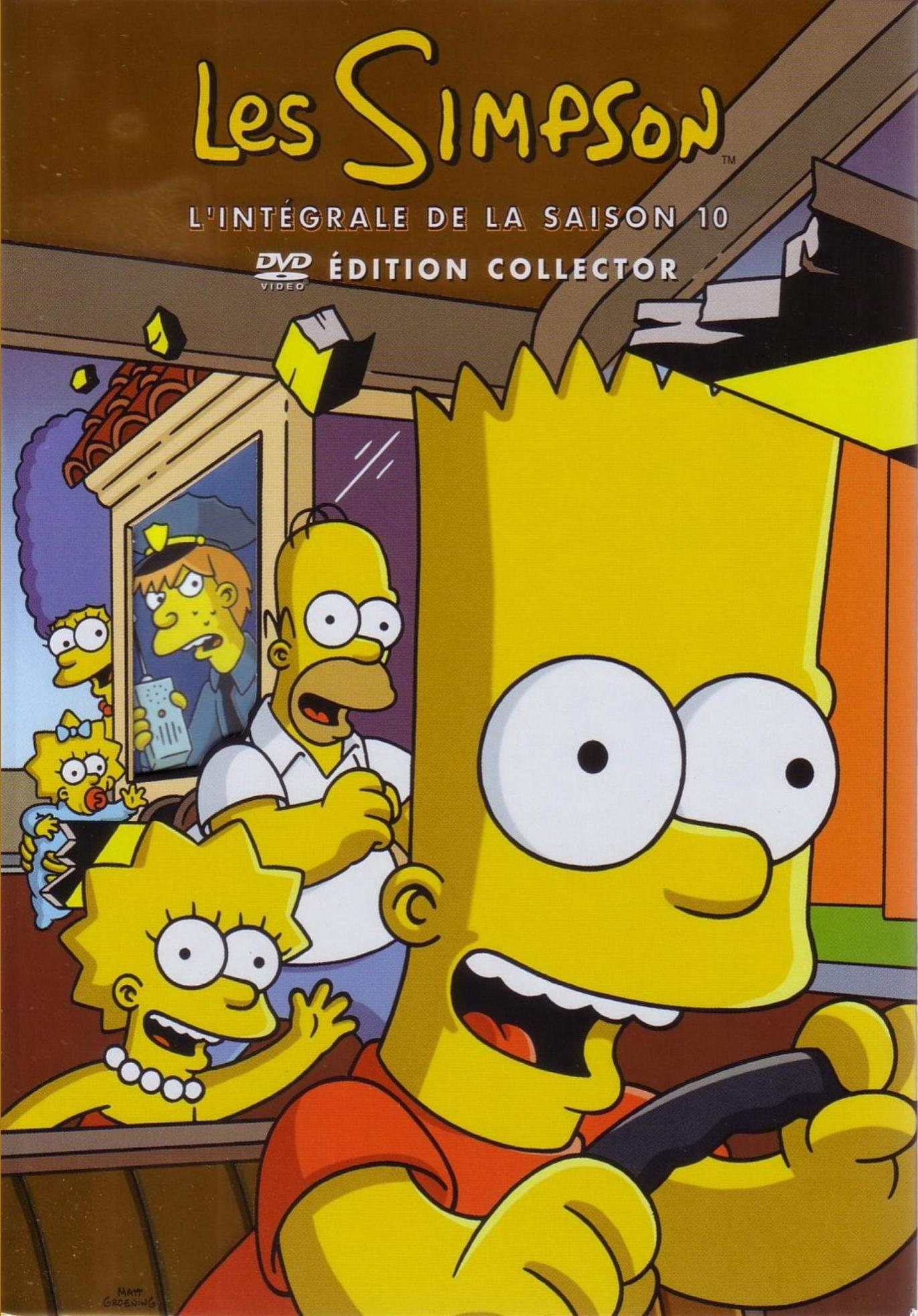 Saison 10 wiki les simpson fandom powered by wikia - Les simpsontv ...