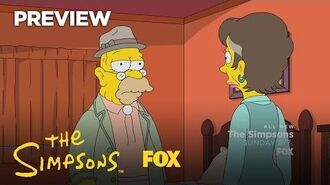Grampa Is Skipping Town Season 28 Ep. 8 THE SIMPSONS