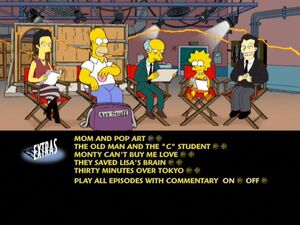 Simpsons10menu