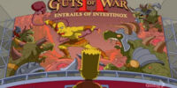 Guts Of War II: Entrails of Intestinox