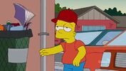 Treehouse of Horror XXIII Bart & Homer's Excellent Adventure-00095