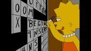 Homer and Lisa Exchange Cross Words (124)