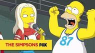 """THE SIMPSONS Runner Up from """"Waiting for Duffman"""" ANIMATION on FOX"""