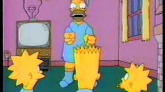 Simpsons Xmas