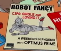 Robot Fancy