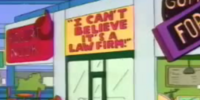 I Can't Believe It's A Law Firm!