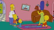 Homer the Father (Couch Gag) 1