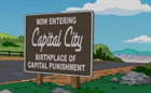 Capitol City Sign