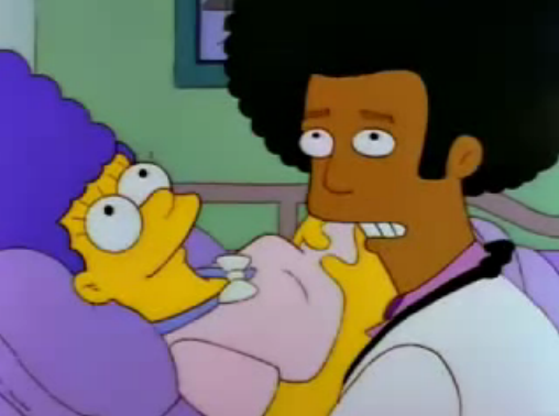 File:Julius Hibbert young in I Married Marge 2.png