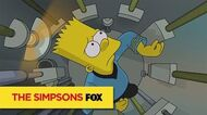 """Star Trek"" Credits THE SIMPSONS ANIMATION on FOX"