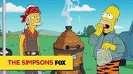 THE SIMPSONS Guest Starring Edward James Olmos and Bobby Moynihan ANIMATION on FOX