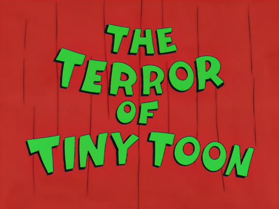 File:The Terror of Tiny Toon 1.JPG