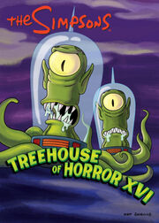Treehouse of Horror XVI (Promo Picture)