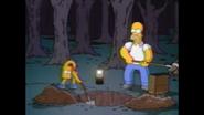 HomerBartDigging