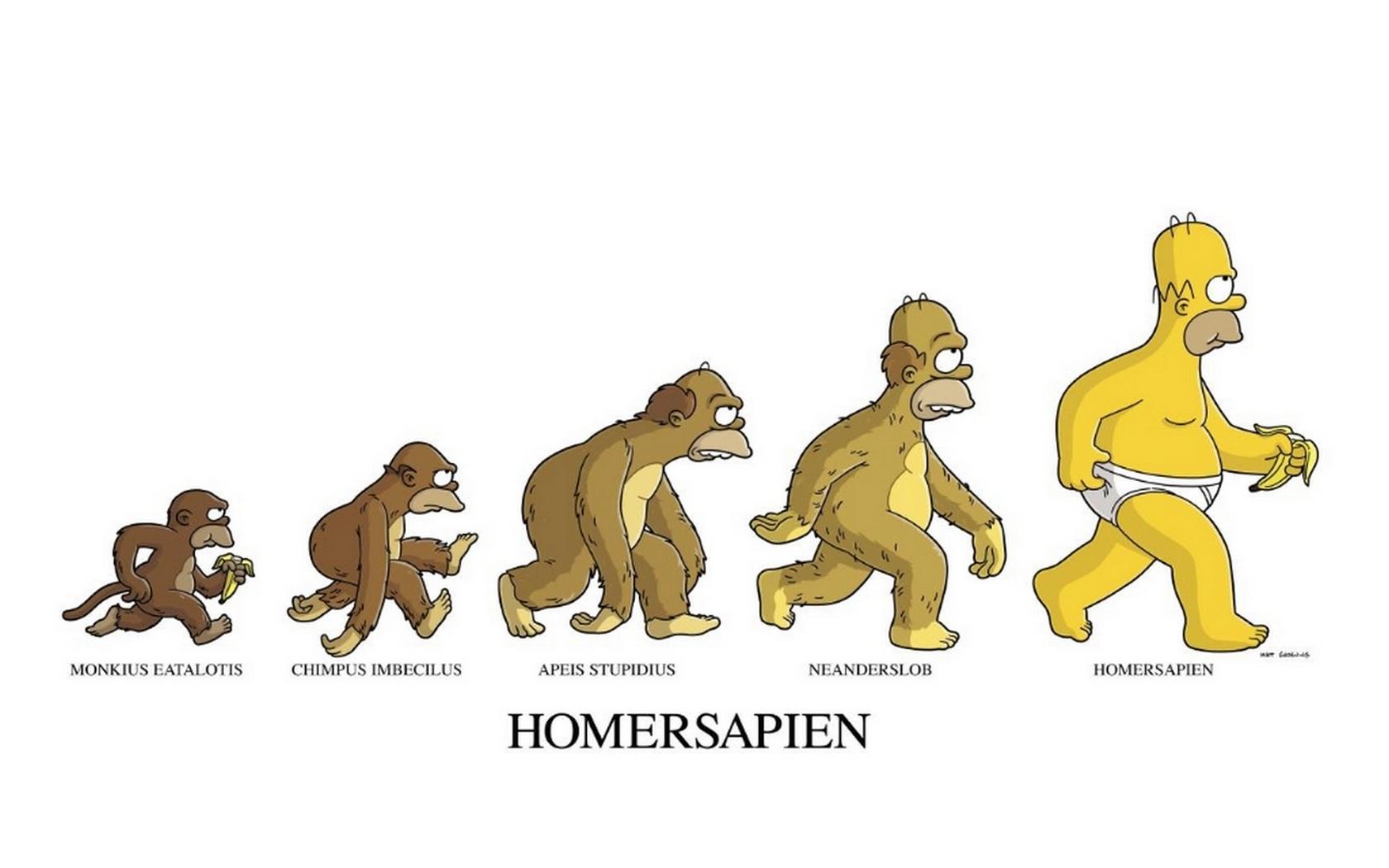 Image - Homersapien.jpg | Simpsons Wiki | Fandom powered