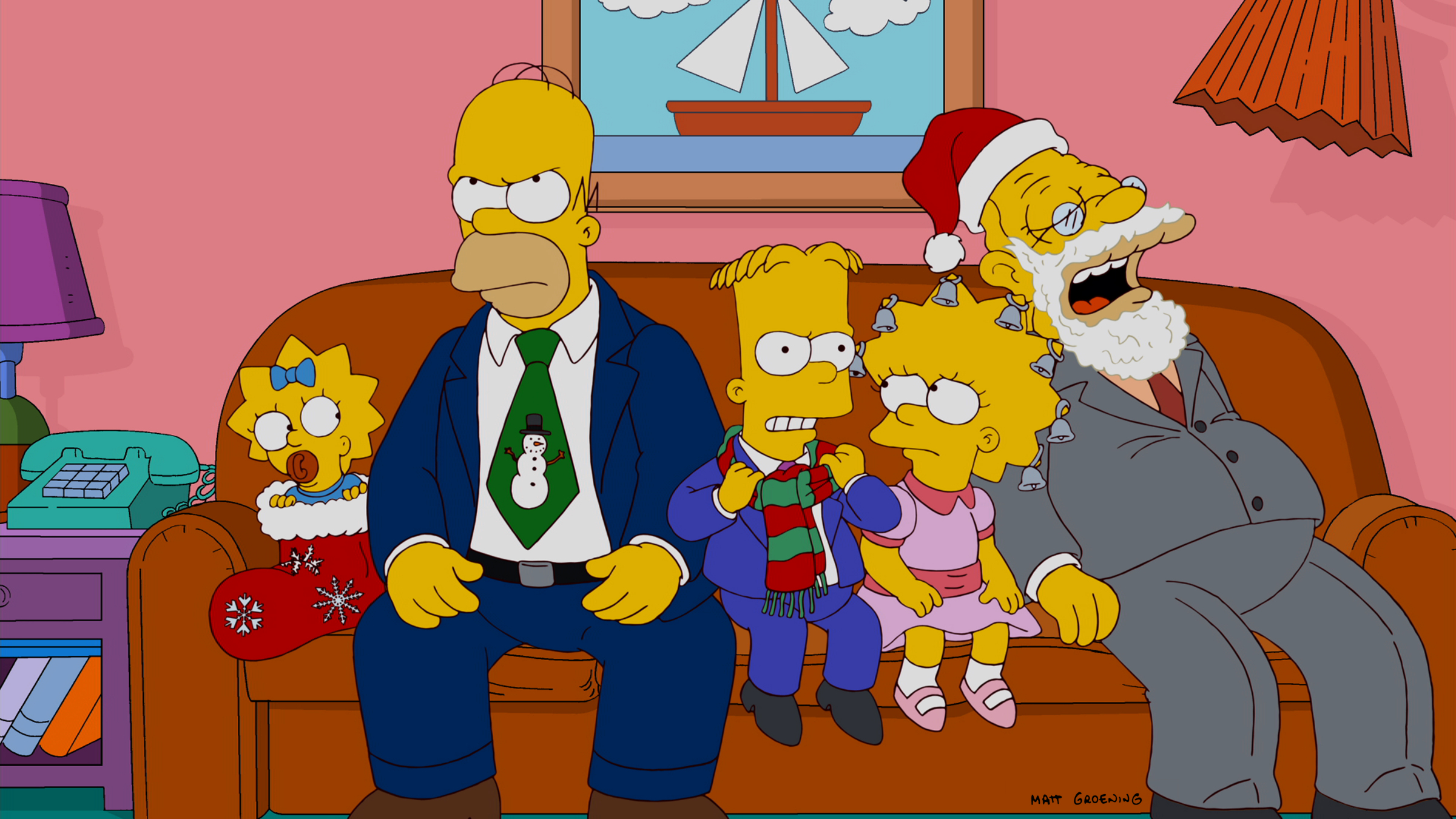 Holidays of Future Passed | Simpsons Wiki | FANDOM powered by Wikia