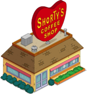 Tapped out shortys coffee shop