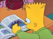 Bart drawing