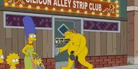 Silicon Alley Strip Club