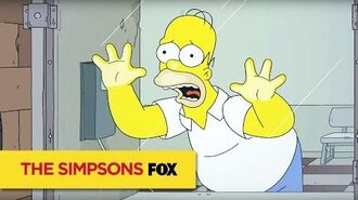"THE SIMPSONS Not Going Home from ""Orange is the New Yellow"" ANIMATION on FOX"