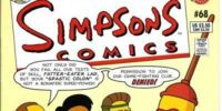 Simpsons Comics 68