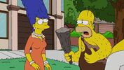 Treehouse of Horror XXIII Bart & Homer's Excellent Adventure-00182
