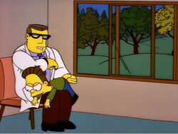 Young Ned Spanking
